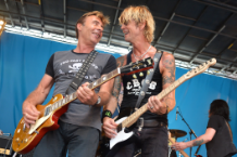 Glen Matlock & Duff McKagan / Photo by Getty Images