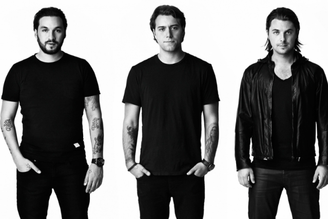 Swedish House Mafia / Photo by Carl Linstromm