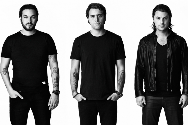 Swedish House Mafia / Photo by Carl Linstromm