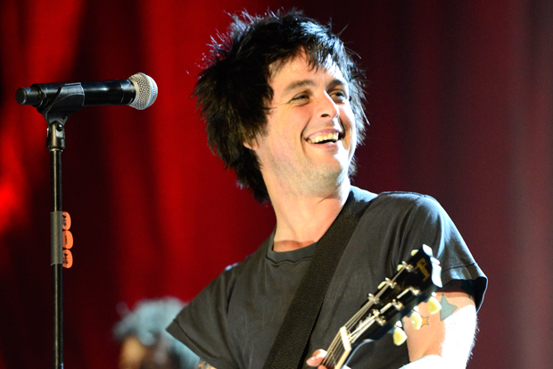 Billie Joe Armstrong / Photo by Getty Images