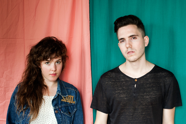 Purity Ring / Photo by Vinna Laudico