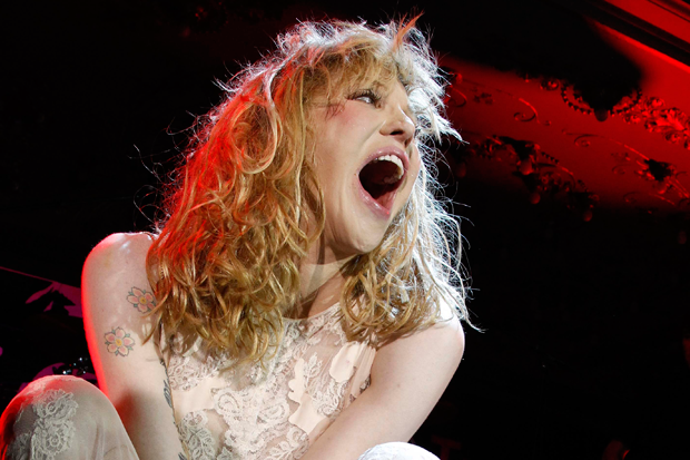 Courtney Love / Photo by Getty Images