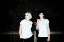 The Raveonettes' Sharin Foo and Sune Rose Wagner
