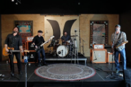 See Hot Water Music Burn Through 'Drown in It' in the Hurley Studio