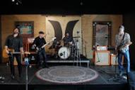 See Hot Water Music Burn Through 'Drown in It' in the Hurley Studio