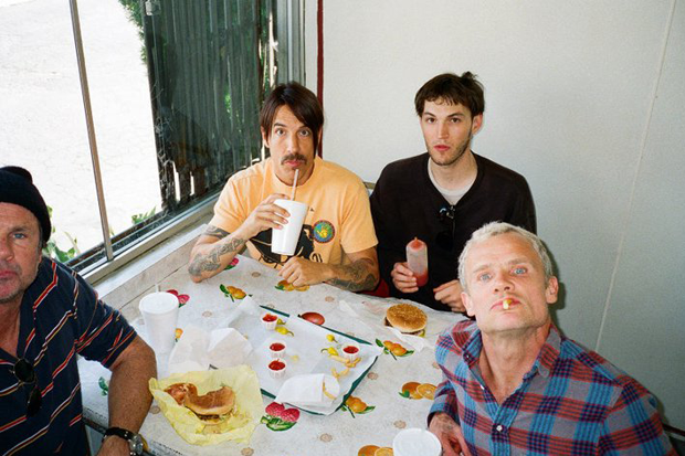 Red Hot Chili Peppers Releasing Singles Before Record Biz