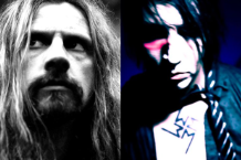 Rob Zombie / Marilyn Manson