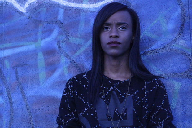 Angel Haze / Photo by Adrienne Nicole