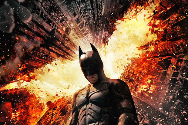 <i>The Dark Knight Rises</i> / Photo courtesy Warner Bros.