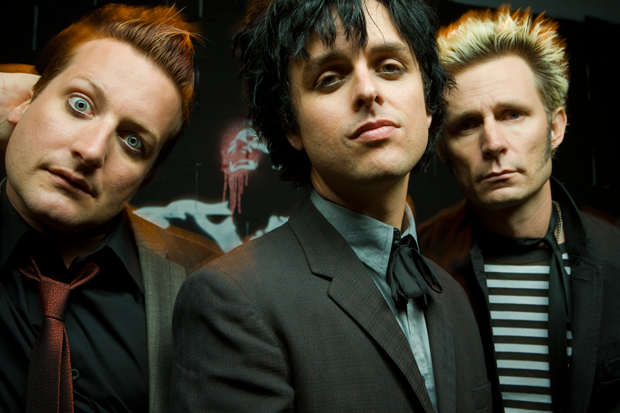 Green Day / Photo by Marina Chavez