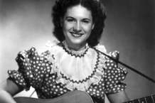 Kitty Wells / Photo courtesy Country Music Hall of Fame