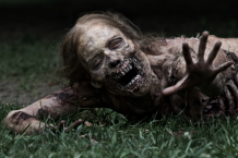 Zombie from <i>The Walking Dead</i> / Photo courtesy AMC