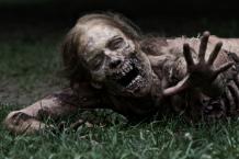 Zombie from <i>The Walking Dead</i> / Photo courtesy AMC