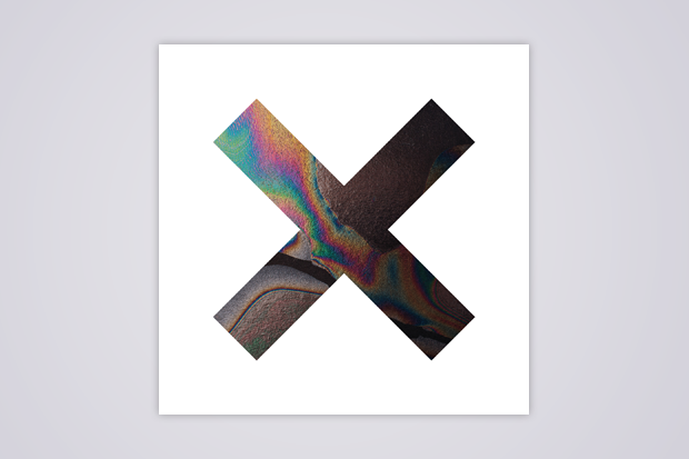 The cover art for 'Coexist'