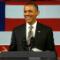 President Obama sings Green