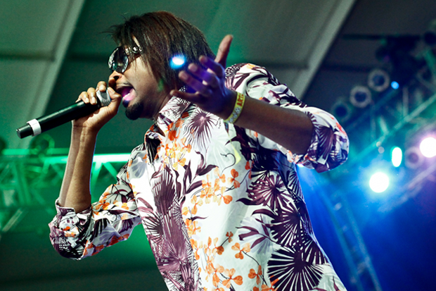 Danny Brown / Photo by Ian Witlen