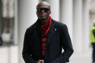 A Very Serious Sartorial Tribute to Seal