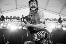 Gogol Bordello / Photo by Amy Whitehouse/FilmMagic for Superfly Presents