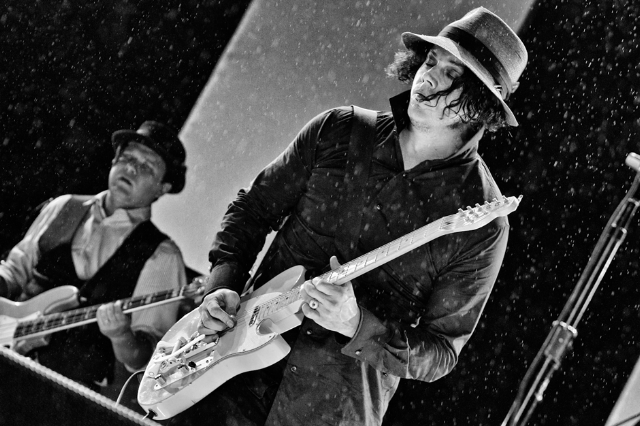 Jack White / Photo by Andrew Swartz