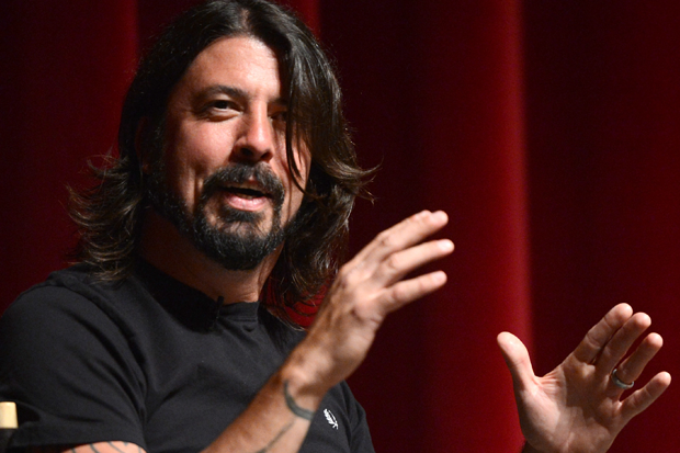 Dave Grohl / Photo by Getty Images