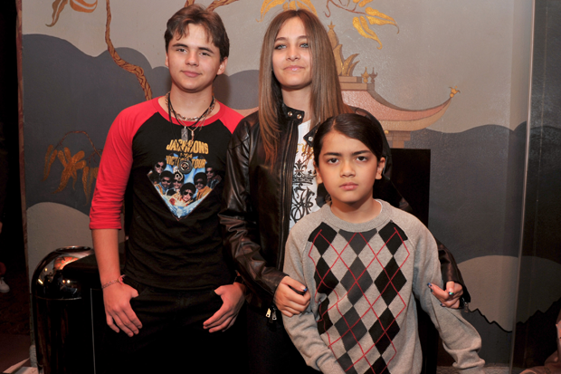 Michael Jackson's children / Photo by Getty Images