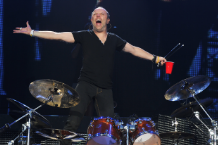 Metallica's Lars Ulrich / Photo by Getty Images