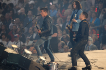 Arctic Monkeys / Photo by Getty Images