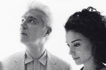 David Byrne and. St. Vincent