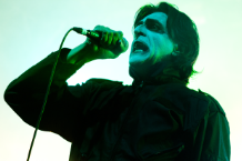 Jaz Coleman / Photo by Getty images