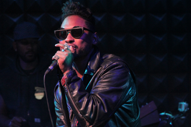 Miguel / Photo by Dirty Souf Yankee (Christina Mallas)
