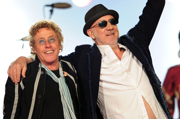 Daltrey and Townshend / Photo by Getty Images