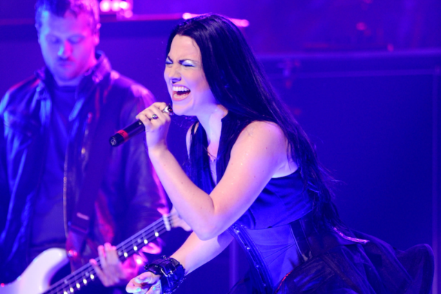 Amy Lee / Photo by Getty Images