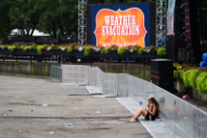 Lollapalooza Reschedules Saturday Lineup After Storm Evacuation