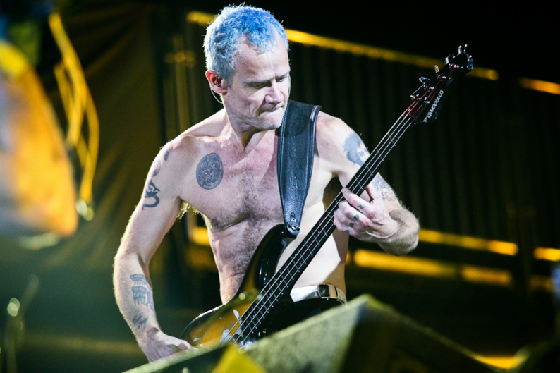 Flea / Photo by Ian Witlen