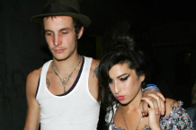 Blake Fielder-Civil and Amy Winehouse / Photo by Getty Images