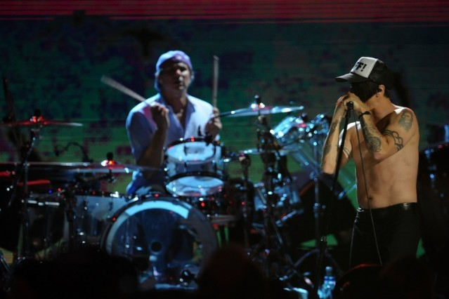 Red Hot Chili Peppers / Photo by Getty Images