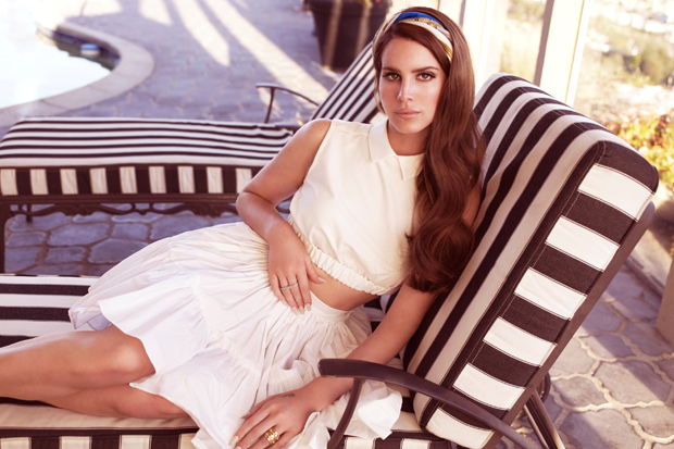 Lana Del Rey / Photo by Nicole Nodland