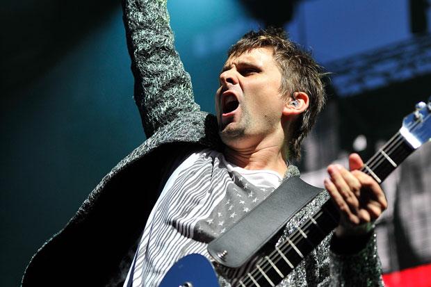 Muse's Matthew Bellamy / Photo by Getty Images