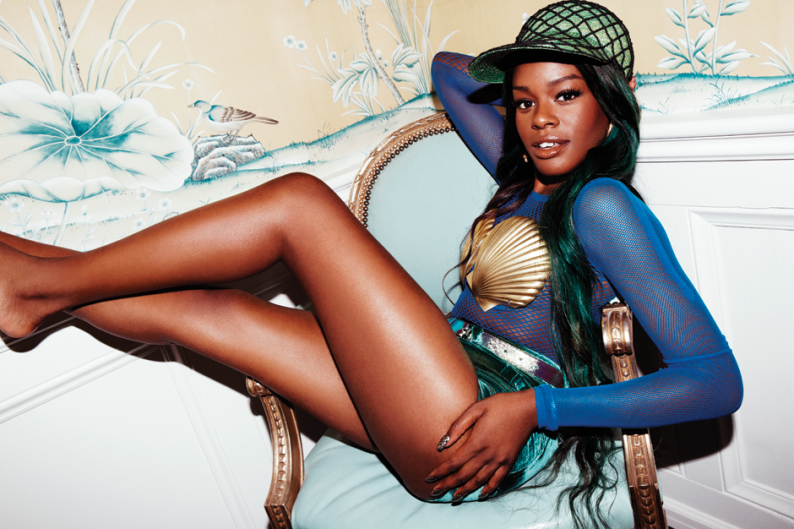 Azealia Banks Shot by Jason Nocito for SPIN's September/October 2012 Issue