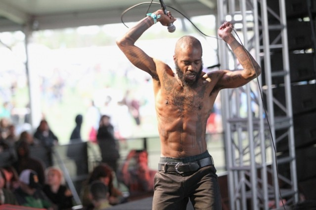 Death Grips / Photo by Getty Images