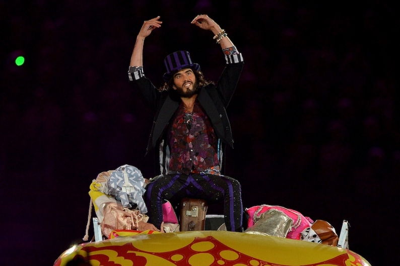 Russell Brand / Photo by Getty Images