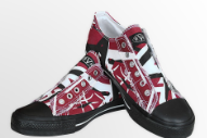 Do You Love Eddie Van Halen Enough to Wear This Shoe?