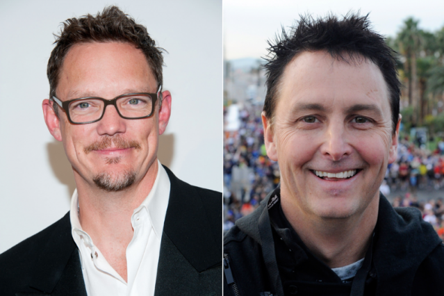 Matthew Lillard (Chelsea Lauren/WireImage) / Mike McCready (Ethan Miller/Getty Images)