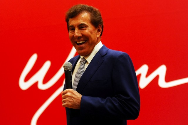 Steve Wynn / Photo by Getty Images