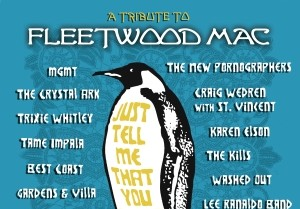 Various Artists, 'Just Tell Me That You Want Me: A Tribute to Fleetwood Mac' (Hear Music/Concord)