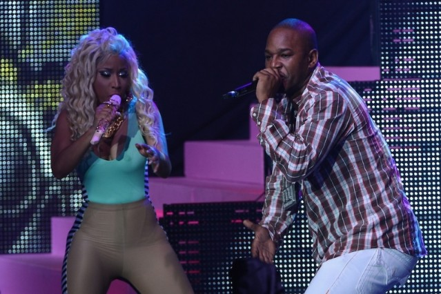 Nicki MInaj and Cam'ron / Photo by Getty Images