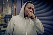 DJ Rashad / Photo by Ashes 57