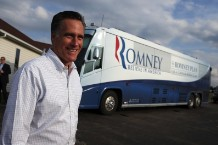 Mitt Romney / Photo by Getty Images