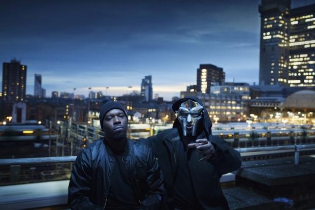 Jneiro Jarel and Doom / Photo by Klaus Thymann