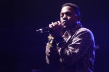 Kendrick Lamar, 'good kid, m.A.A.d. city' (Interscope/Aftermath)